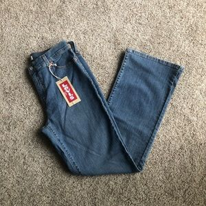 NWT! Levi's Perfectly Slimming Boot Cut 512 Jeans